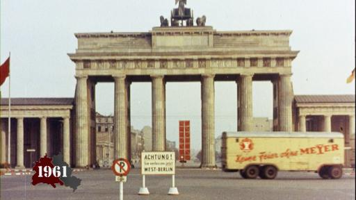 Berlin before the Wall