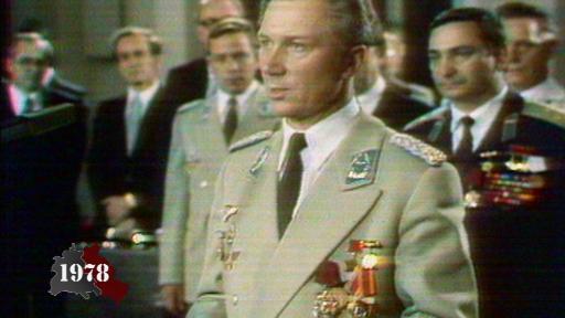 Sigmund Jähn wird Ehrenbürger