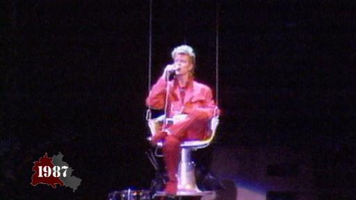 David Bowie in Berlin