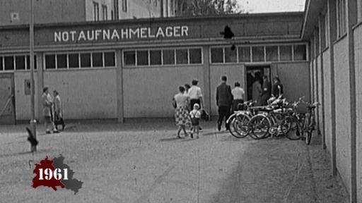 Notaufnahmelager Marienfelde