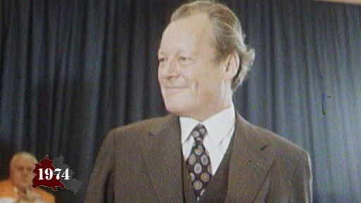 Rücktritt Willy Brandt