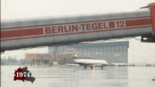 Tegel Airport opens